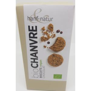 Biscuit Chanvre et Chocolat