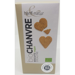 Biscuit Chanvre épeautre
